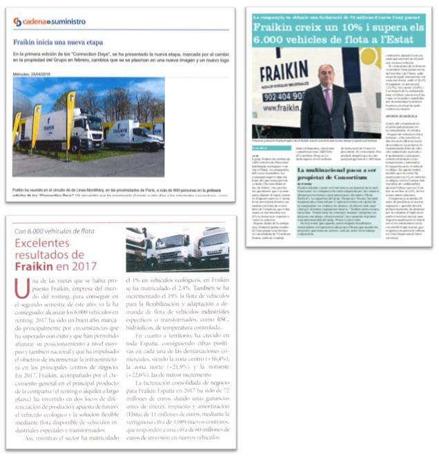 Prensa Fraikin